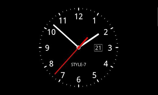 digital clock live wallpaper apk free download