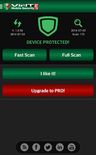 VirIT Mobile Security