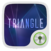Triangle GO Locker Theme