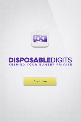 Disposable Digits