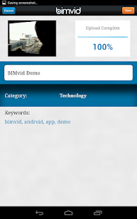BIMvid - screenshot thumbnail