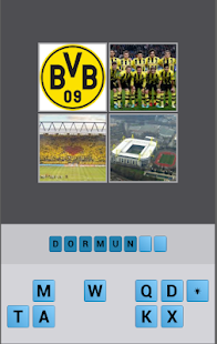 Football Club Quiz - screenshot thumbnail