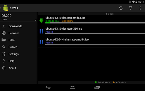 Synodroid Screenshot 8