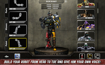 Real Steel Screenshot 28
