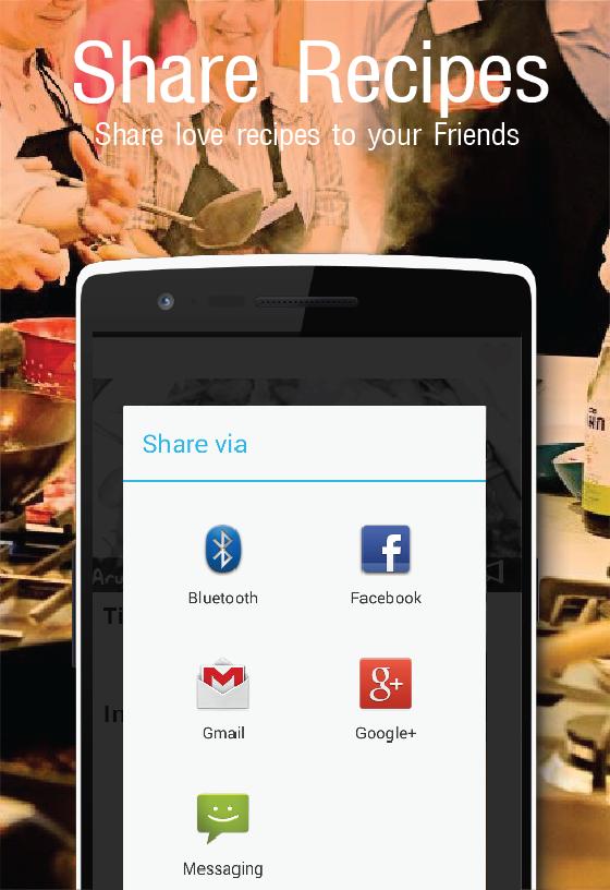ricette di cucina gratis - app android su google play - Ricette Di Cucina Gratis