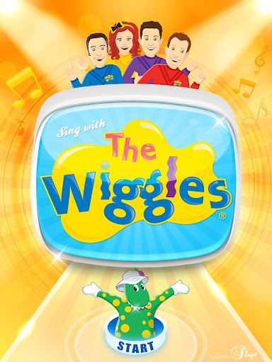 Sing with the Wiggles by Singa