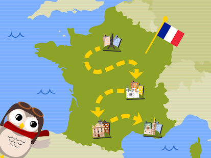 Gus Learns French for Kids- screenshot thumbnail