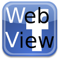 fb WebView icon