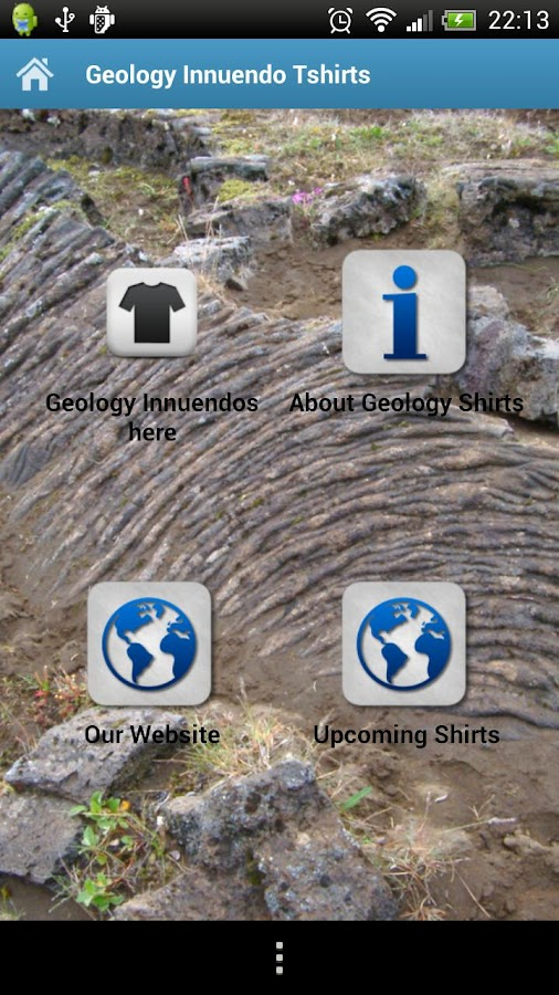 Geology Innuendo Tshirts - screenshot