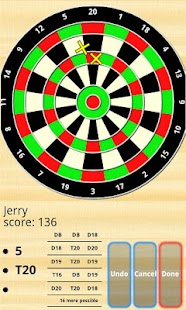 Darts Scores- screenshot thumbnail