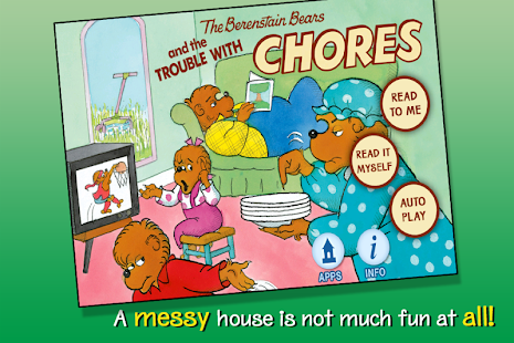 BB - Trouble with Chores Screenshot 7