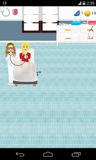 醫院護士遊戲