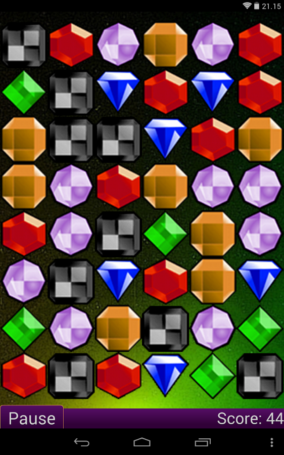Jewels Android - screenshot
