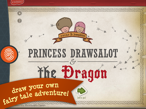 Princess Drawsalot