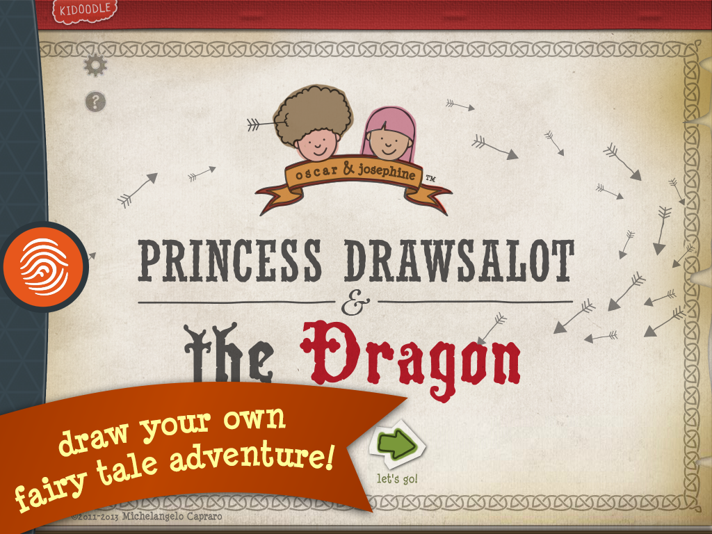 Princess Drawsalot- screenshot