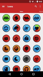 Umbra - Icon Pack v2.7