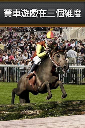 騎馬跳躍比賽免費