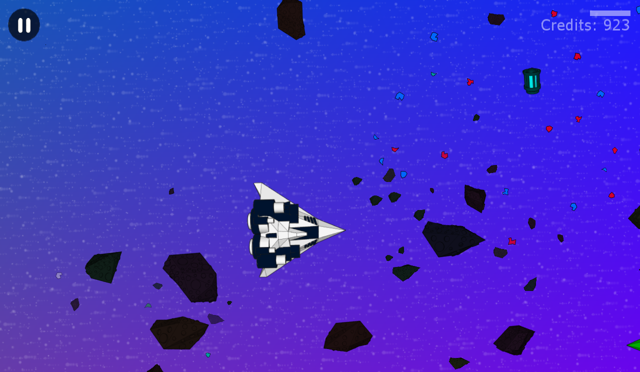 Space Smuggler- screenshot