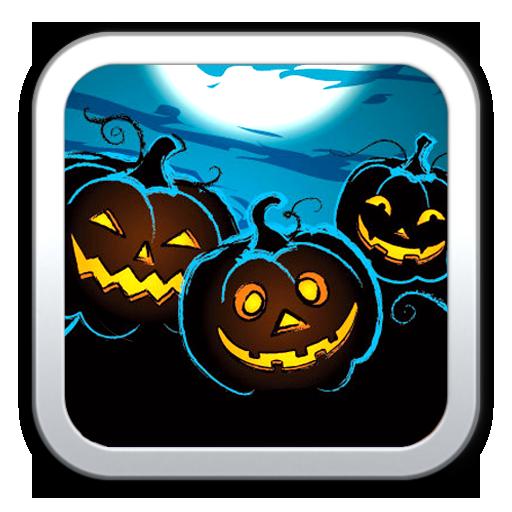 할로윈 호박 라이브 배경 화면 漫畫 App LOGO-硬是要APP