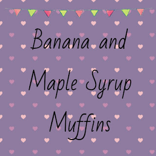 Banana Maple Syrup Muffins Recipes.