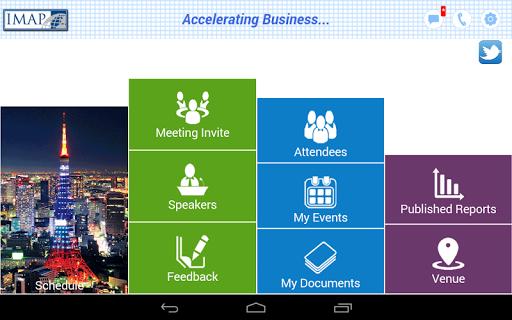 IMAP Conferences