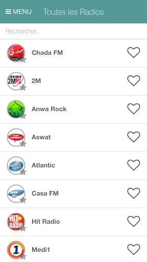 الراديو المغرب Morocco