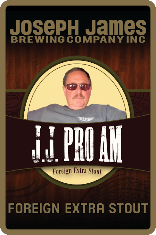 Logo of Joseph James Pro-Am 2012 - Foreign Extra Stout