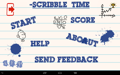 ScribbleTime- screenshot thumbnail