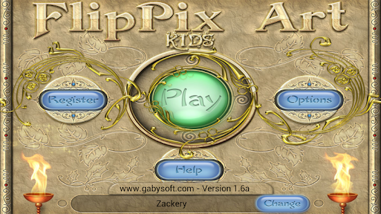 FlipPix Art - Kids- screenshot thumbnail