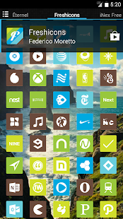 Freshicons - screenshot thumbnail