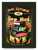 Logo of Bear Republic Hop Rod Rye