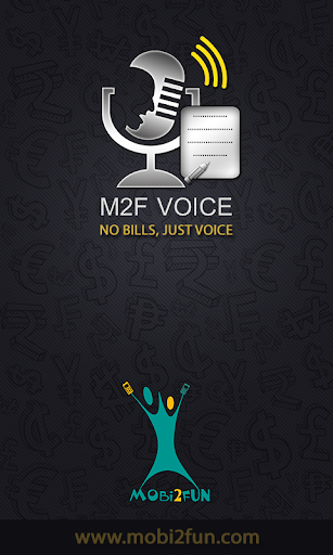 M2F Voice - Expense Tracker