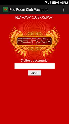 Red Room Club Passport