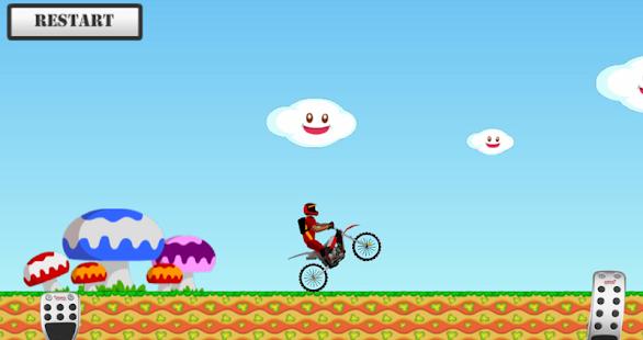 極限摩托瘋狂 - 賽車遊戲 dirtbike game