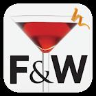 FOOD & WINE Cocktails icon