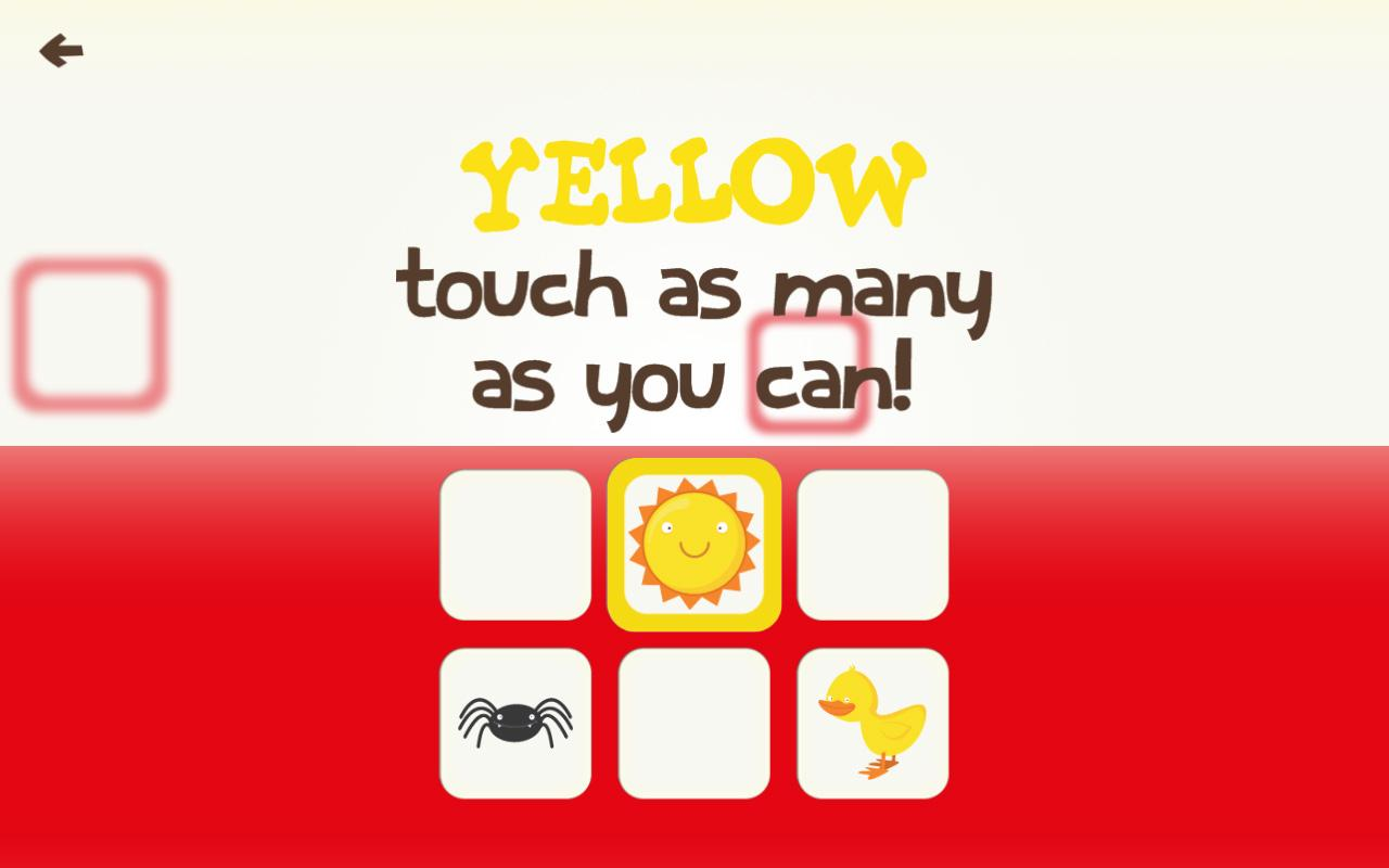 Toddler Learning Games Ask Me Color Games for Kids