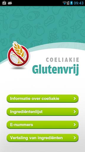 Glutenvrij Coeliakie