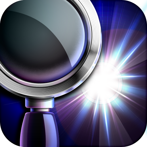 Magnifying Glass Flashlight+ Εφαρμογές για Android