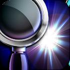 Magnifying Glass Flashlight+ icon