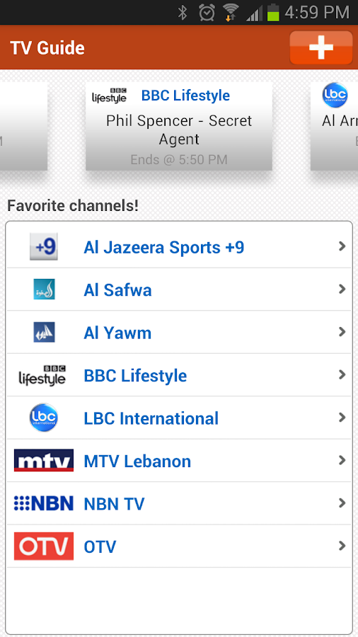 whereLeb - The Lebanon App! - screenshot