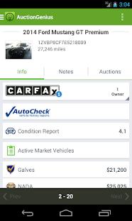 AuctionGenius - screenshot thumbnail