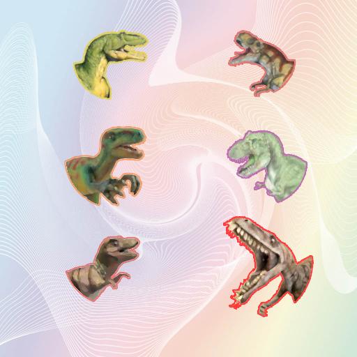 A8 Dino 2011 Slot Machine