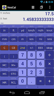 NeoCal Lite Calculator - screenshot thumbnail