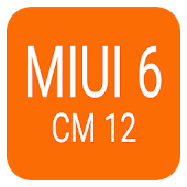 miui v6 CM12 Theme