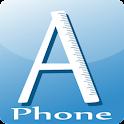 Aufmaß Phone icon