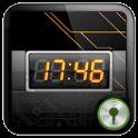 MIUI Circuit theme Go Locker icon