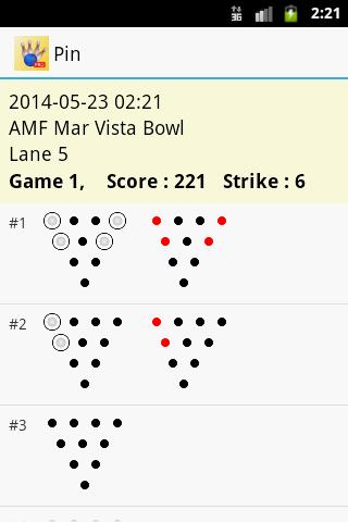 玩運動App|My Bowling Scoreboard Pro免費|APP試玩