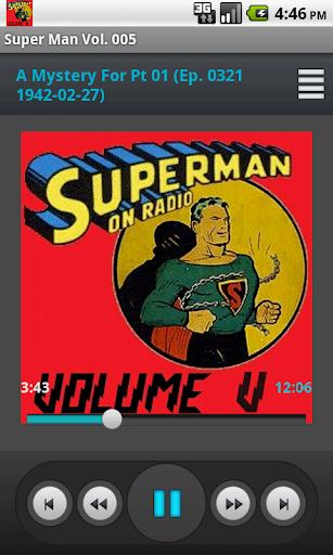Superman Old Time Radio V005