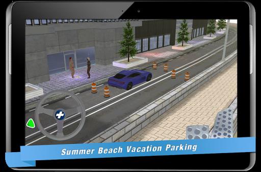 賽車遊戲必備免費app推薦 夏のビーチでの休暇の駐車線上免付費app下載 3C達人阿輝的APP