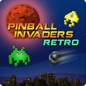 Pinball Invaders Retro
